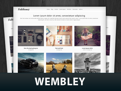 Wembley - Magazine, Reviews, Blogging Theme